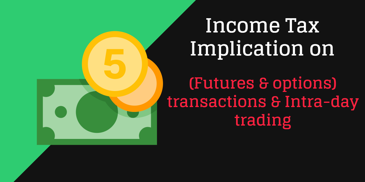 How Are Futures & Options Taxed?